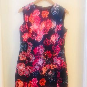 Cynthia Steffe Floral Dress
